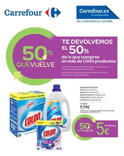 Ofertas de Carrefour  en el folleto de Málaga