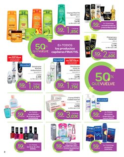 Ofertas de Champú  en el folleto de Carrefour en Oviedo