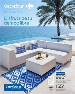 Ofertas de Jardín y bricolaje  en el folleto de Carrefour en Córdoba