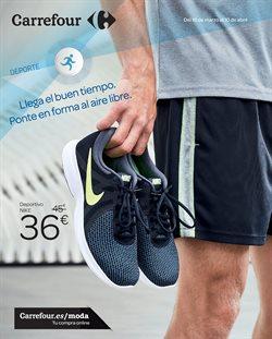 Ofertas de Deportes  en el folleto de Carrefour en A Coruña