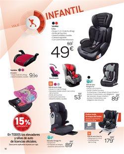 Ofertas de Silla de coche  en el folleto de Carrefour en Córdoba