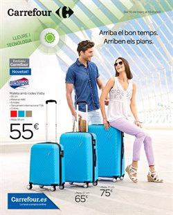 Ofertas de Coche, moto y recambios  en el folleto de Carrefour en Barcelona