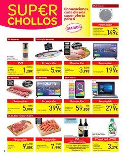 Ofertas de Televisores  en el folleto de Carrefour en Córdoba
