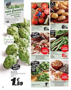 Ofertas de Alcachofas  en el folleto de Carrefour en Córdoba