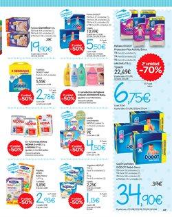 Ofertas de Pañales  en el folleto de Carrefour en Córdoba