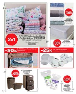 Ofertas de Caja de ordenación  en el folleto de Carrefour en Madrid