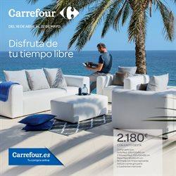 Ofertas de Jardín y bricolaje  en el folleto de Carrefour en Zamora