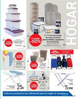 Ofertas de Cesta  en el folleto de Carrefour en Madrid