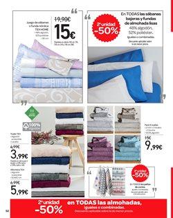 Ofertas de TEX  en el folleto de Carrefour en Madrid
