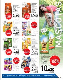 Ofertas de Animales  en el folleto de Carrefour en Ourense