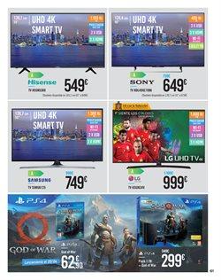 Ofertas de PlayStation  en el folleto de Carrefour en León