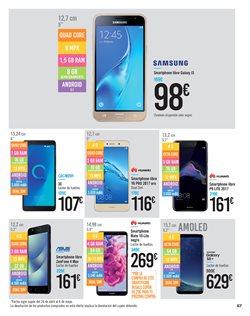 Ofertas de Smartphones Huawei  en el folleto de Carrefour en Vecindario