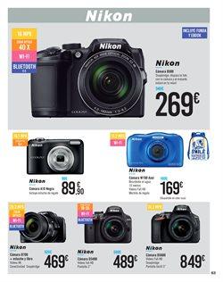 Ofertas de Cámara de fotos  en el folleto de Carrefour en Jaén