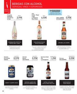 Ofertas de San Miguel  en el folleto de Carrefour en Madrid