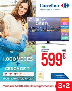 Ofertas de Hiper-Supermercados  en el folleto de Carrefour en Sevilla