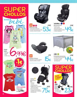 Ofertas de Ropa bebé  en el folleto de Carrefour en Madrid