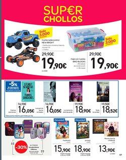 Ofertas de Juguetes  en el folleto de Carrefour en Dos Hermanas