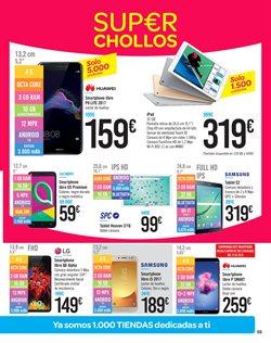 Ofertas de Móviles  en el folleto de Carrefour en Huelva