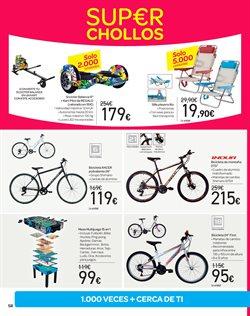 Ofertas de Bicicletas  en el folleto de Carrefour en Cartagena