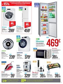 Ofertas de Lavadora carga frontal  en el folleto de Carrefour en Telde