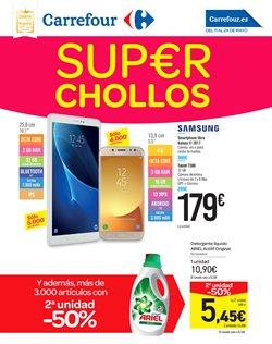 Ofertas de Hiper-Supermercados  en el folleto de Carrefour en San Bartolomé de Tirajana