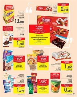 Ofertas de Cola Cao  en el folleto de Carrefour en La Orotava