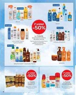 Ofertas de Crema corporal  en el folleto de Carrefour en A Coruña