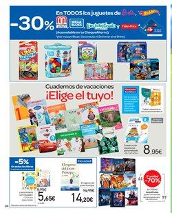 Ofertas de Libros infantiles  en el folleto de Carrefour en Madrid