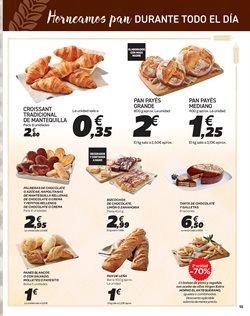 Ofertas de Bizcocho  en el folleto de Carrefour en Madrid