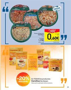 Ofertas de Pizza  en el folleto de Carrefour en Córdoba