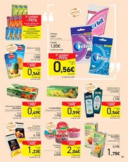 Ofertas de Chocolate  en el folleto de Carrefour en Córdoba