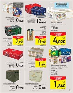 Ofertas de Mahou  en el folleto de Carrefour en Madrid