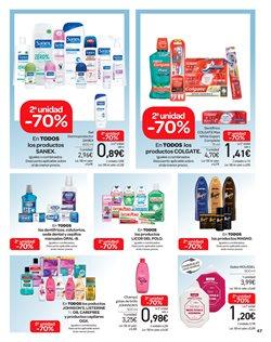 Ofertas de Pasta de dientes  en el folleto de Carrefour en Madrid