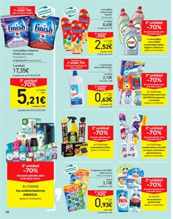 Ofertas de Finish  en el folleto de Carrefour en Madrid