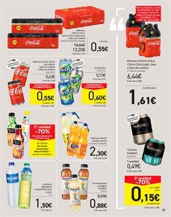 Ofertas de Coca-Cola  en el folleto de Carrefour en Las Palmas de Gran Canaria