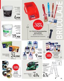 Ofertas de Lijadora  en el folleto de Carrefour en Las Palmas de Gran Canaria