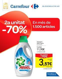 Ofertas de Carrefour  en el folleto de Lleida