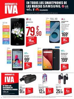 Ofertas de Funda de móvil  en el folleto de Carrefour en Madrid