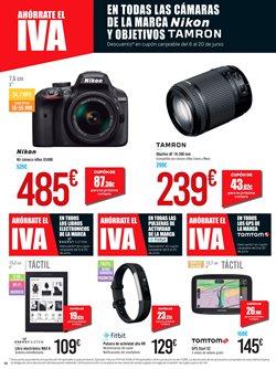 Ofertas de Cámara de fotos  en el folleto de Carrefour en Alcalá de Henares