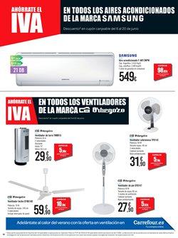 Ofertas de Orbegozo  en el folleto de Carrefour en León