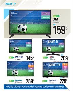 Ofertas de Televisores  en el folleto de Carrefour en Ávila