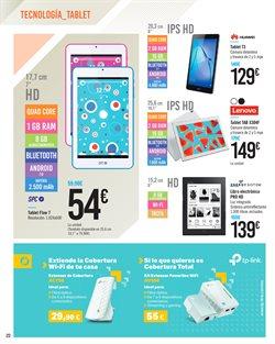 Ofertas de Tablet  en el folleto de Carrefour en Burgos