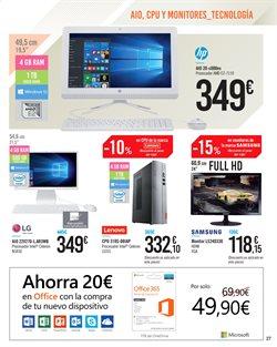 Ofertas de Antivirus  en el folleto de Carrefour en León