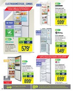 Ofertas de Balay  en el folleto de Carrefour en Madrid