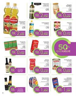 Ofertas de Aceite de oliva  en el folleto de Carrefour en El Puerto De Santa María
