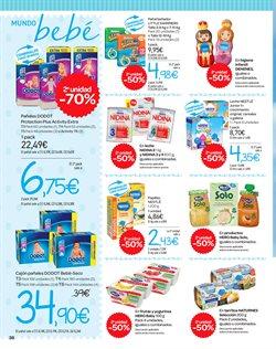 Ofertas de Colonias  en el folleto de Carrefour en La Orotava