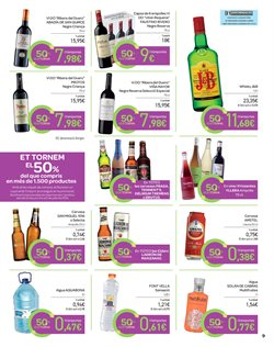 Ofertas de Vino tinto  en el folleto de Carrefour en Barcelona