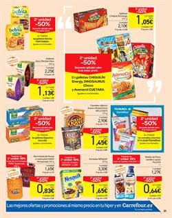 Ofertas de Kellogg's  en el folleto de Carrefour en León