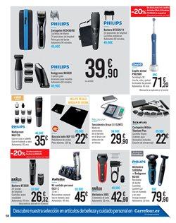 Ofertas de Philips  en el folleto de Carrefour en Zaragoza