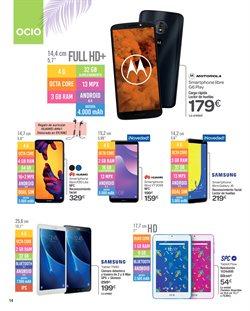 Ofertas de Tablet Samsung  en el folleto de Carrefour en Vecindario